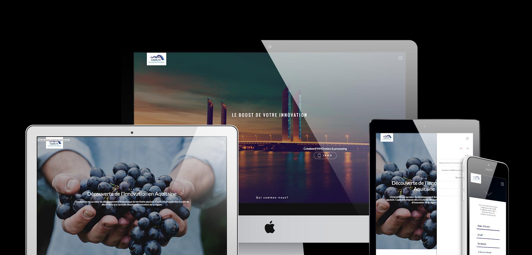 Novelar – Création de sites web